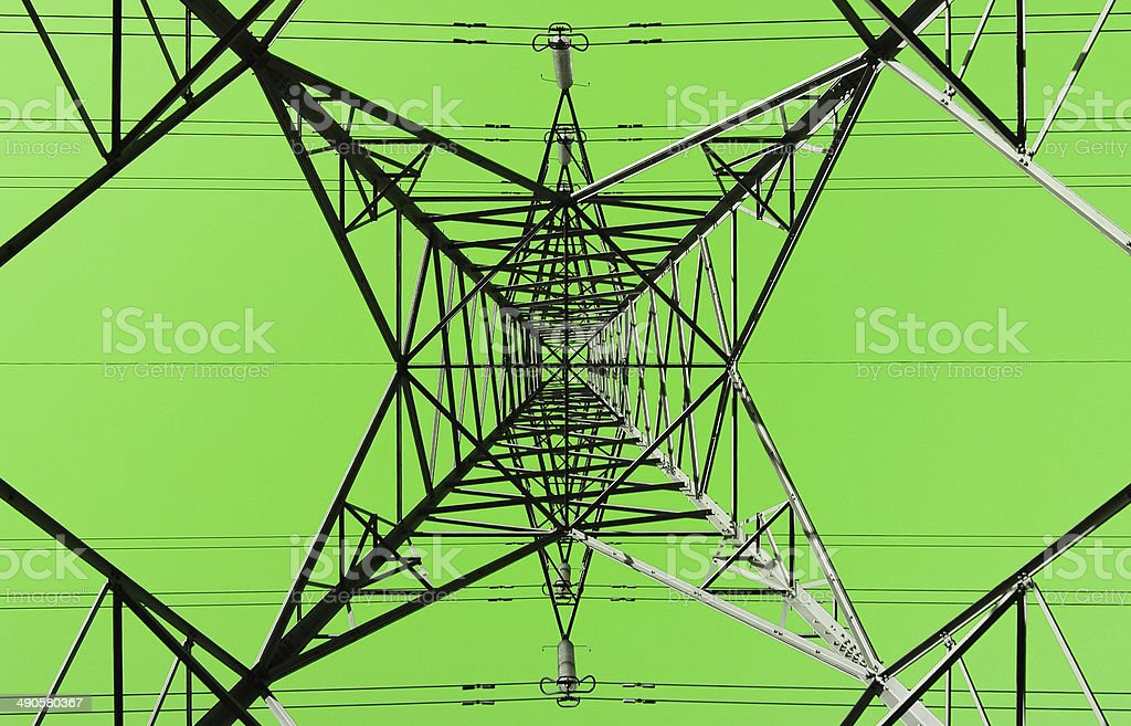 green energy stock photo