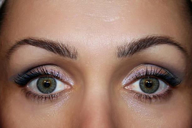Grüne Augen – Foto