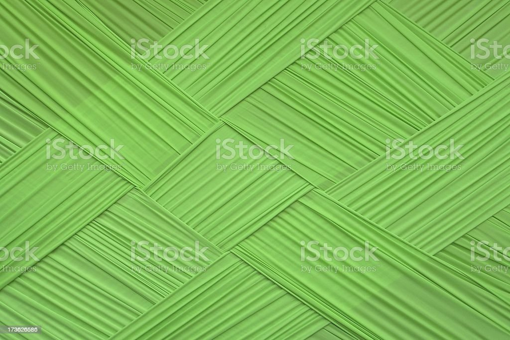 green fabric background royalty-free stock photo