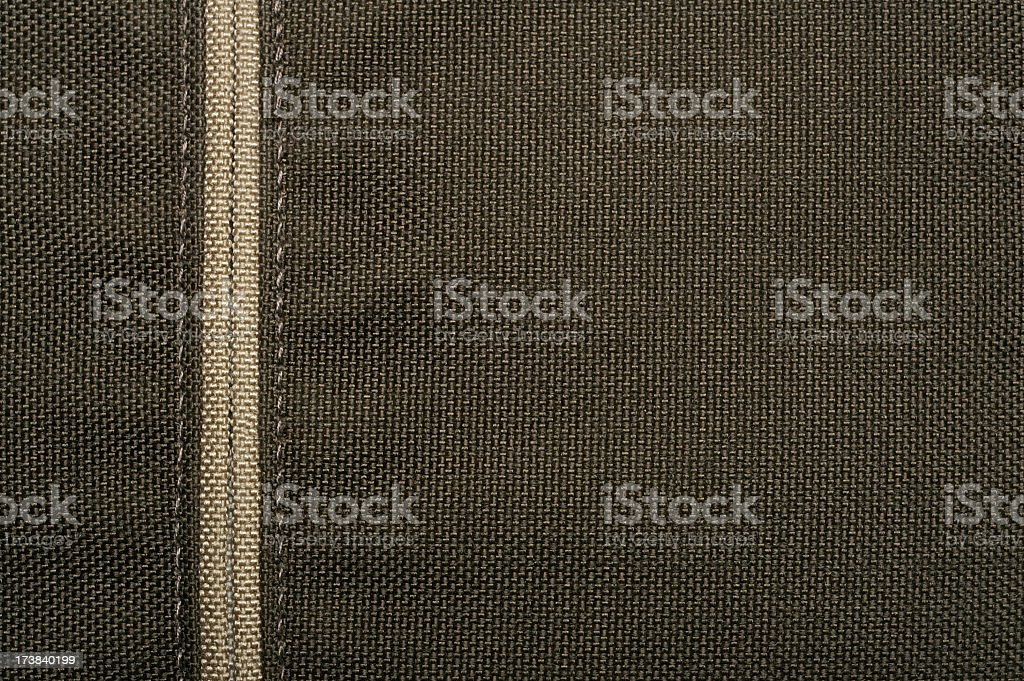 Green Fabric royalty-free stock photo