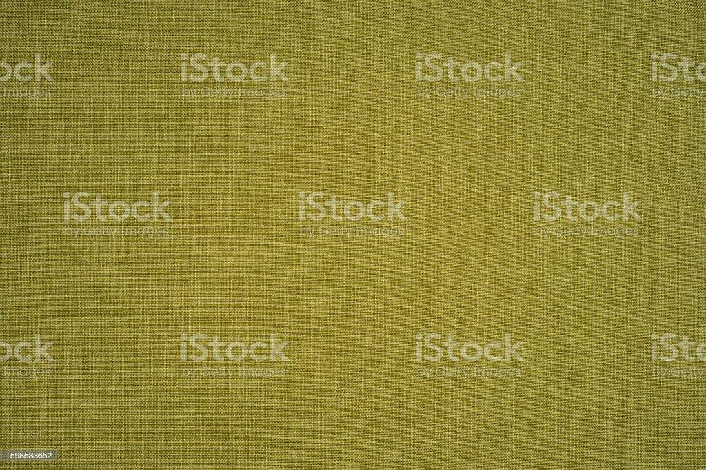 Vert texture de tissu  photo libre de droits