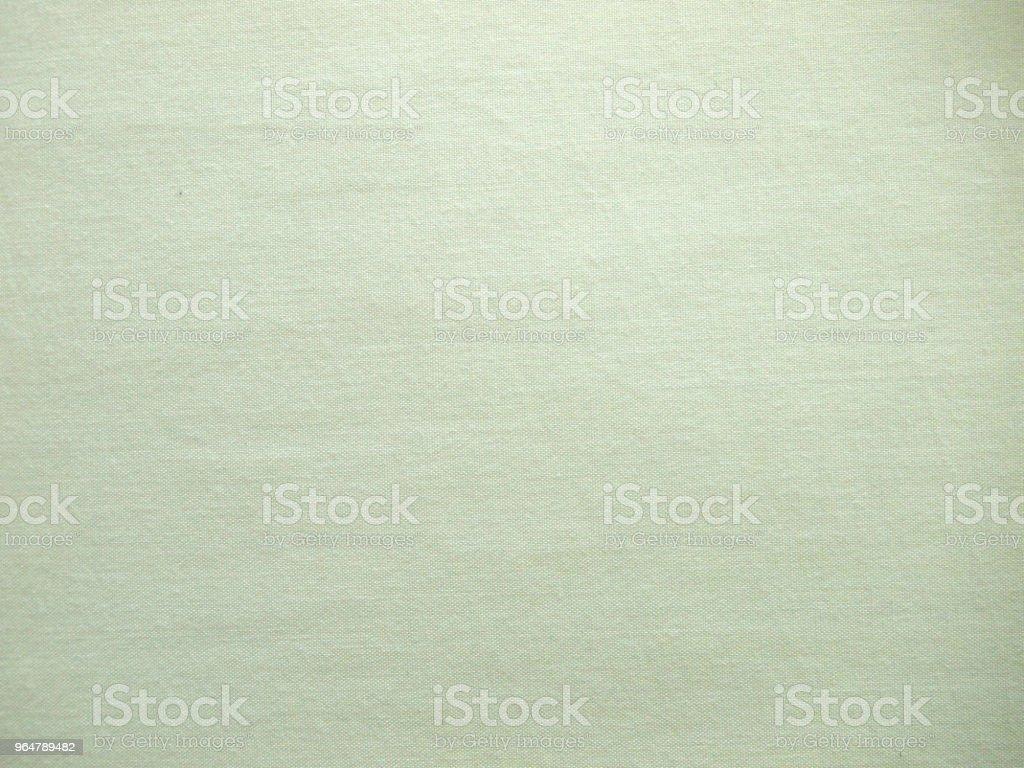 green fabric texture royalty-free stock photo