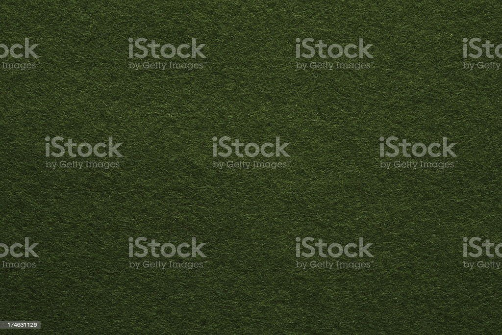 Green felt background (part of series) royalty-free stock photo