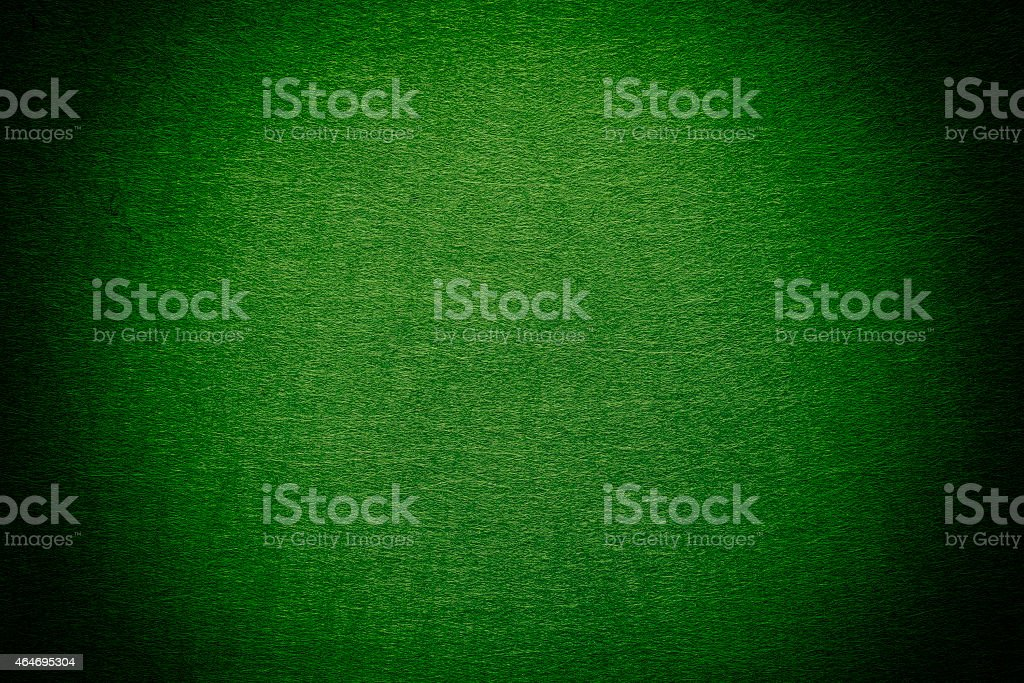 Green felt background stock photo