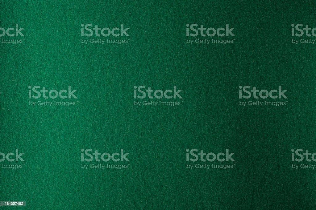 Green felt texture background royalty-free stock photo