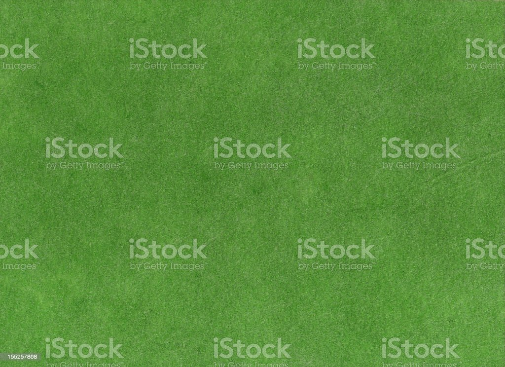 green felt XXXXL stock photo