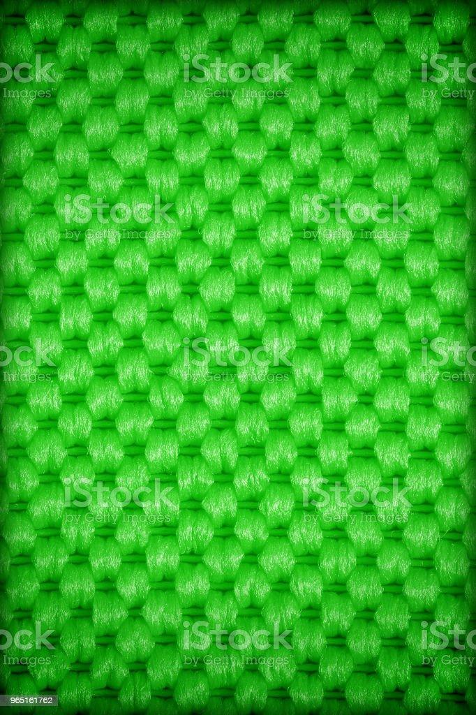 Green fiber textile background royalty-free stock photo