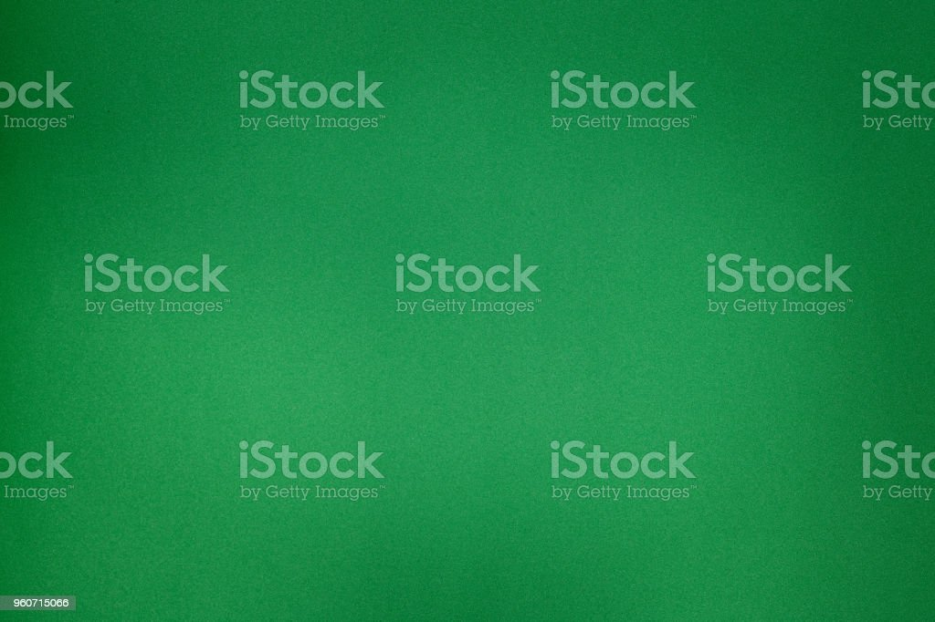 Green foam texture background. Blank rubber structure. stock photo