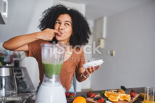 istock Green food does the body good 1185840421