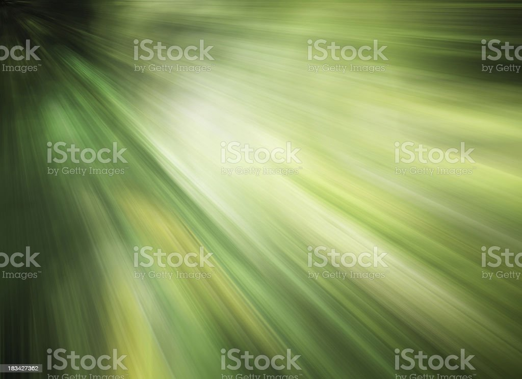 Green fractal background royalty-free stock photo