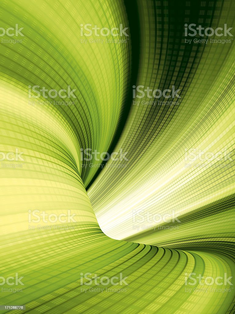 Green Future Background Vertical royalty-free stock photo