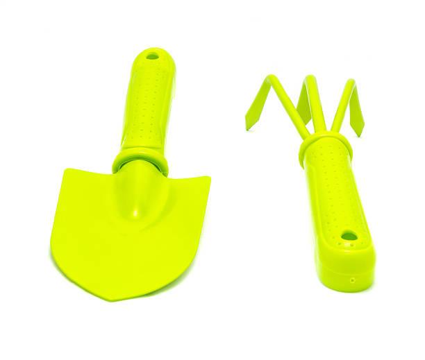 Grünen Garten-tools – Foto