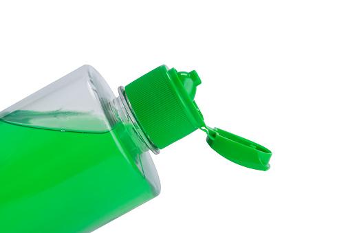 istock green gel in an open bottle on a white background 1093202568