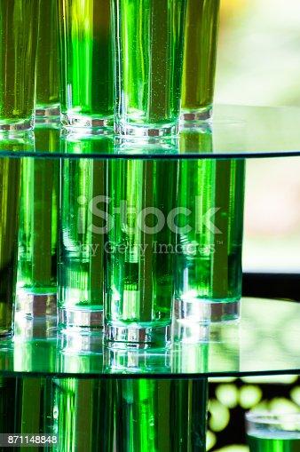1073474208 istock photo green glass 871148848