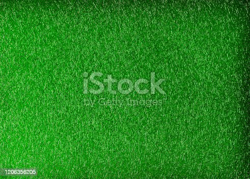 1077701812 istock photo Green glitter texture abstract background. Colorful background, glitter colored Christmas abstract texture. Defocused abstract colorful light background. Colorful abstract background 1206356205