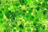 Light Lime Defocused Blurred Motion Abstract Background, Widescreen, Horizontal