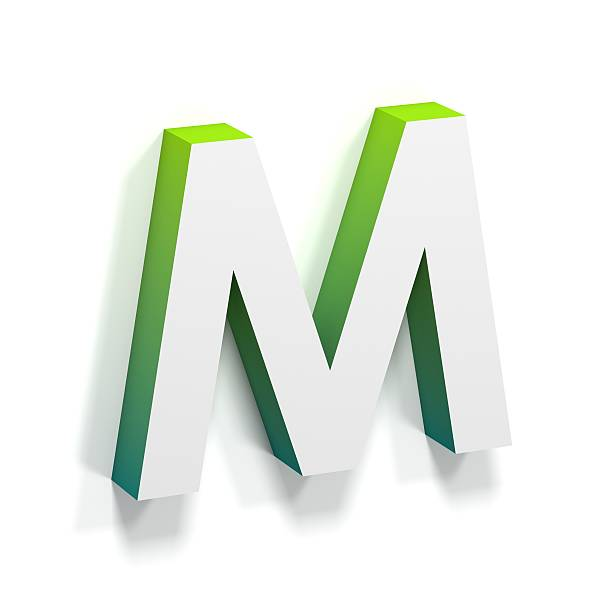 934469eeab4 Top 60 Letter M Stock Photos, Pictures, and Images - iStock