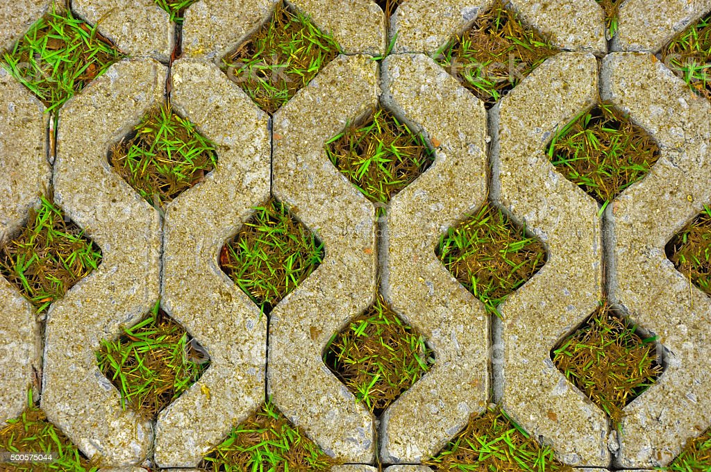 Grass background tile Full Green Grass Background In Texture Concrete Stock Photo More Pictures Of 2015 Istock Green Grass Background In Texture Concrete Stock Photo More