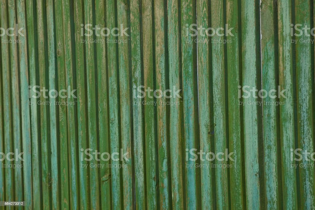 green gray texture from a fragment of a wooden fence royalty-free stock photo