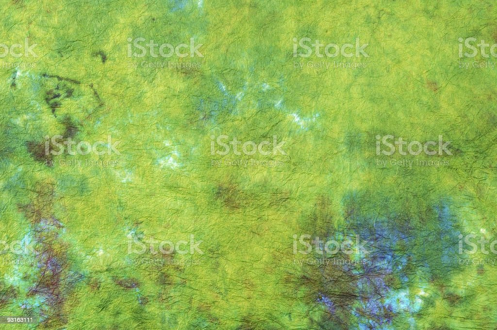 Green Grunge 7 royalty-free stock photo
