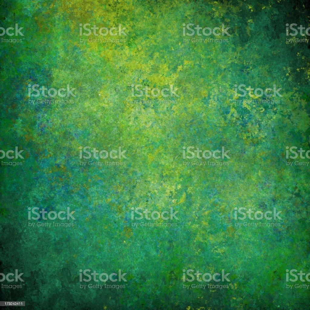 green grunge background royalty-free stock photo