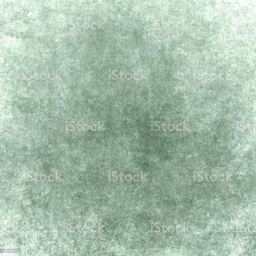 Grön grunge bakgrund - Royaltyfri Betong Bildbanksbilder