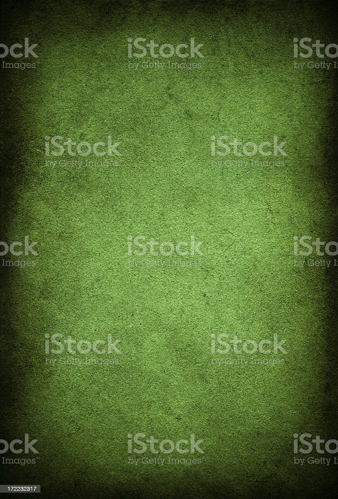 Green Grunge royalty-free stock photo