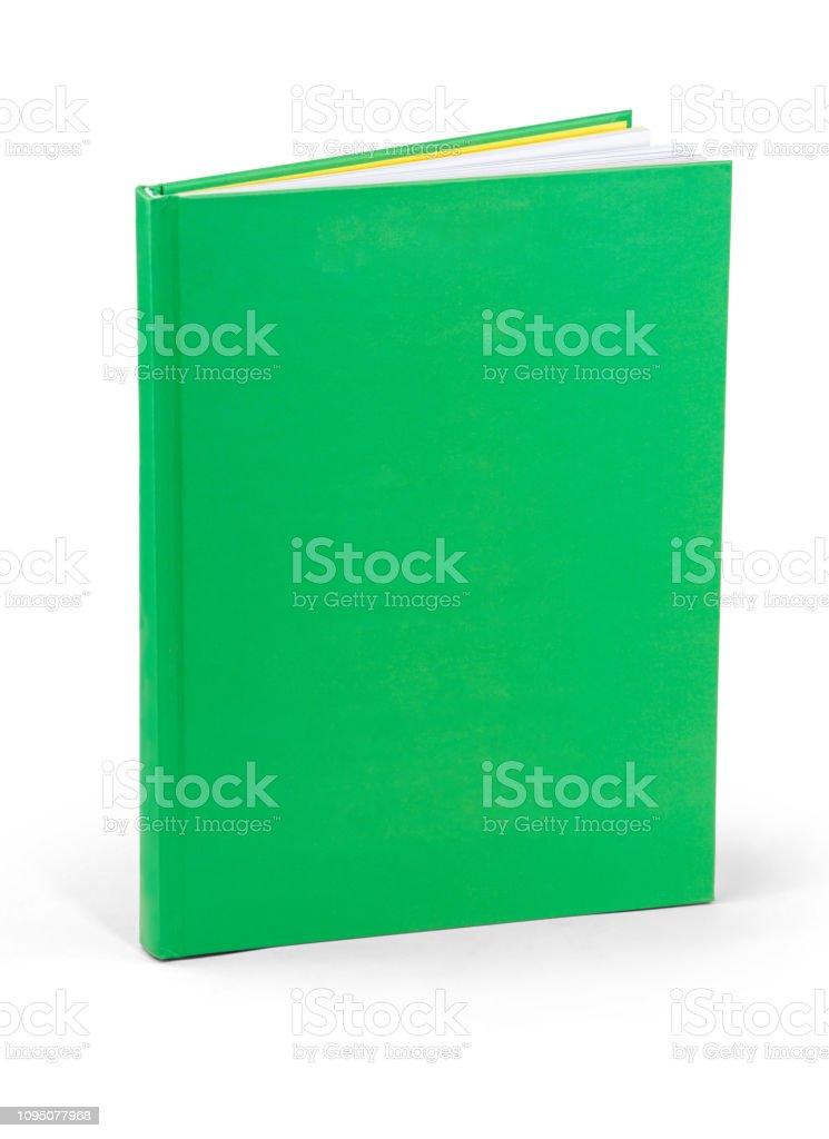 Grüne Hardcover-Buch – Foto