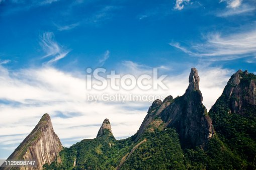 God's finger, mear Petrópolis and Teresópolis