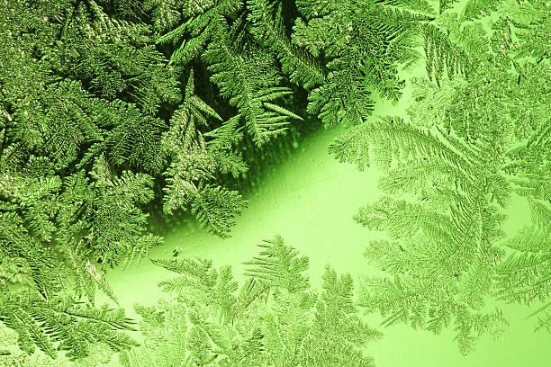 Des cristaux vert - Photo