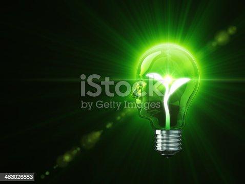istock Green Idea 463026883