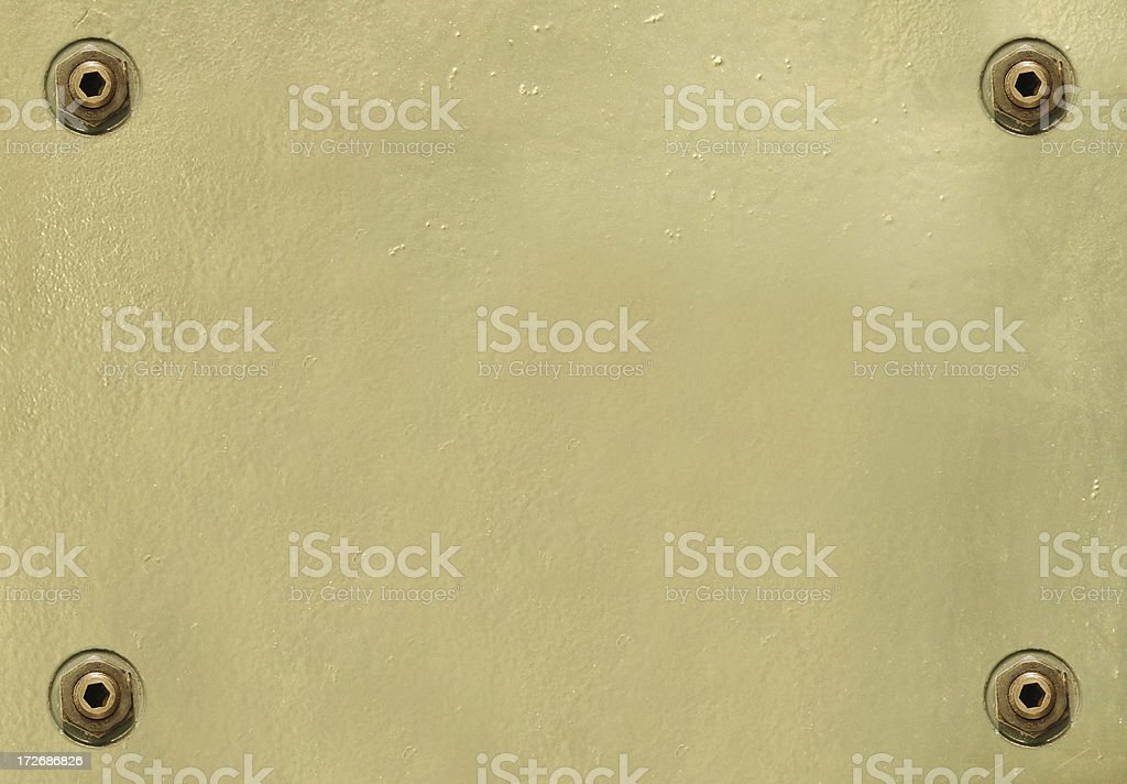 Green industrial background royalty-free stock photo
