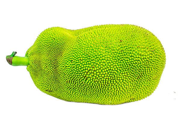 green jack obst - jackfrucht stock-fotos und bilder