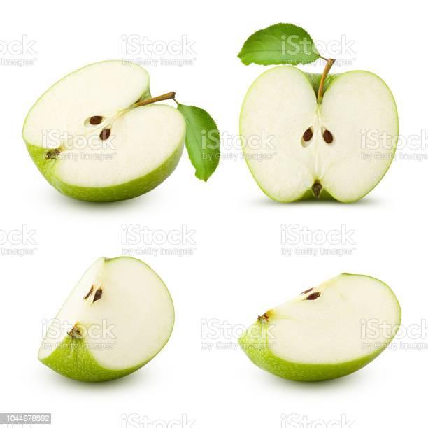 Green juicy apple slice isolated on white background clipping path picture id1044678862?b=1&k=6&m=1044678862&s=612x612&h=skindxek2c1enes2r5mdwxfd51eprlslvprfbdazbko=