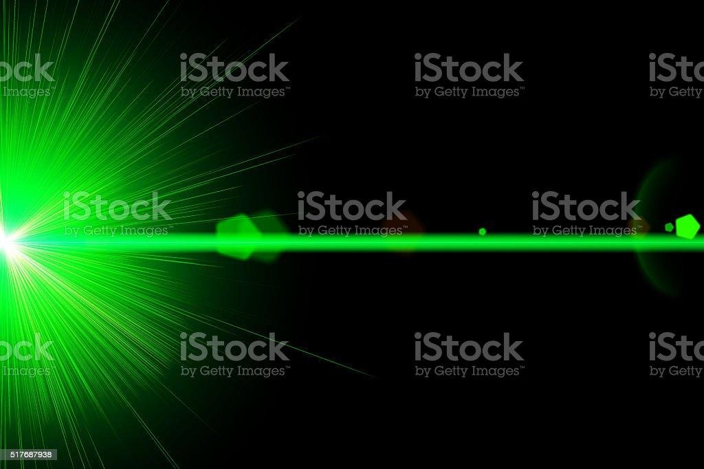 laser-ray Grün – Foto