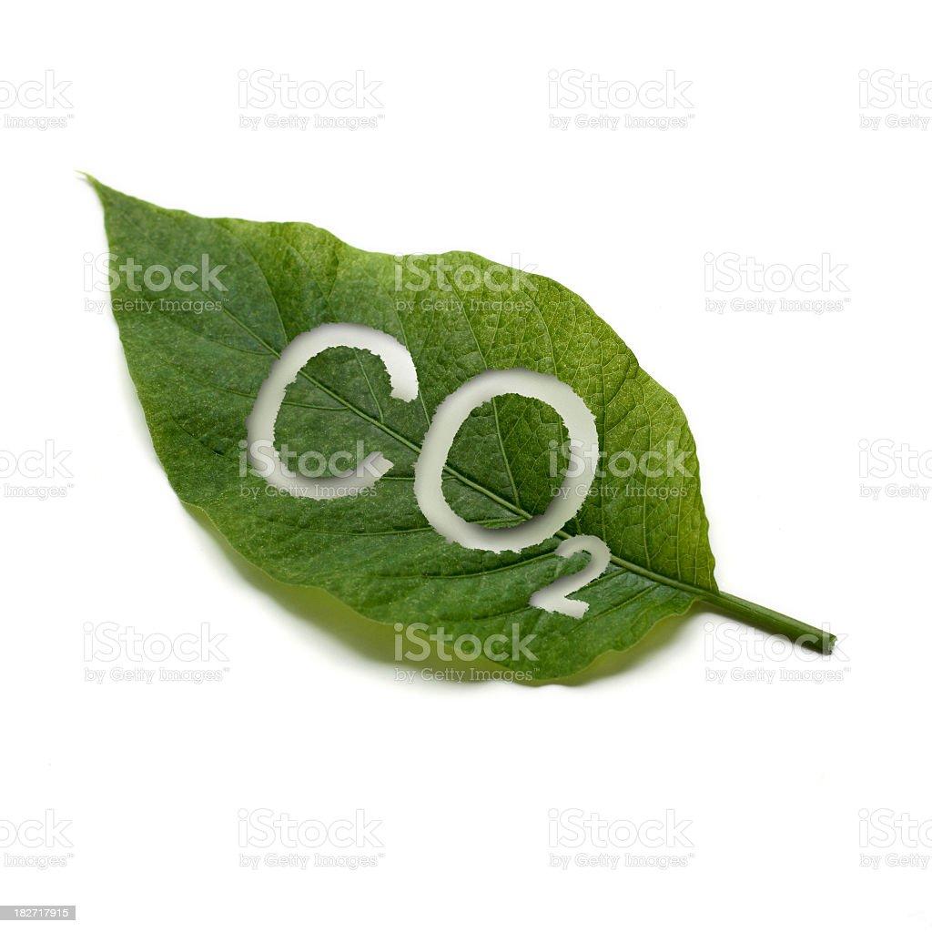 gases de efecto invernadero - foto de stock