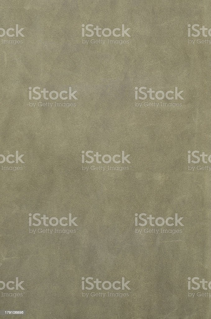 Green leather texture closeup royalty-free stock photo