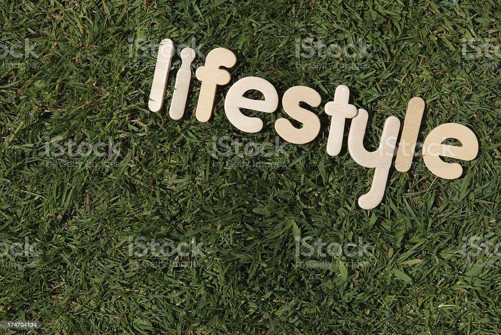 Green Lifestyle royalty-free stock photo