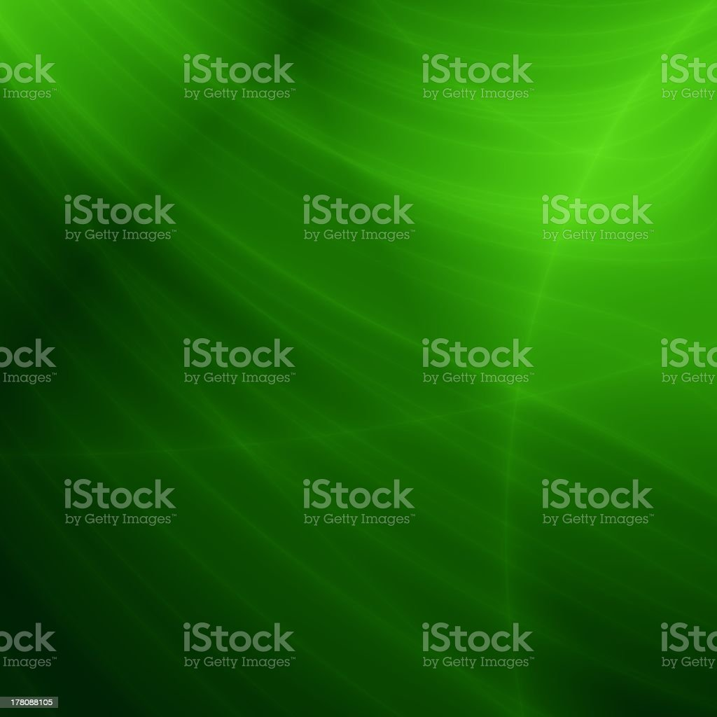 Green light abstract nature background stock photo