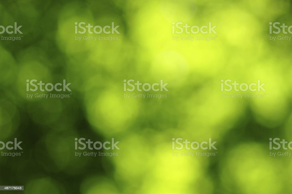 green light background stock photo