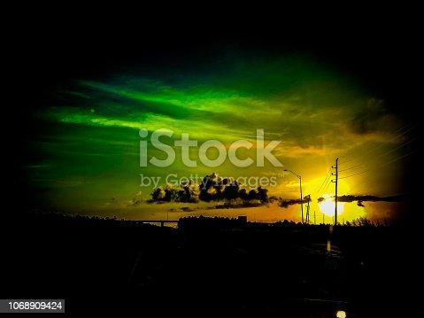 istock Green light 1068909424