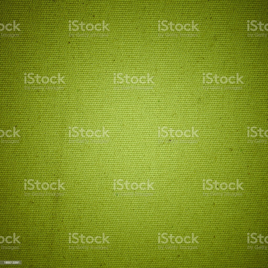 green linen canvas royalty-free stock photo