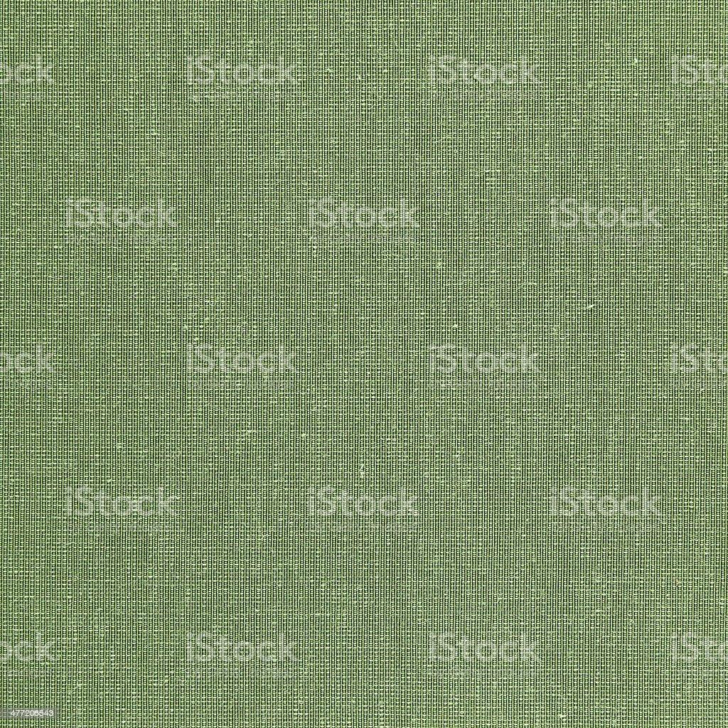 Green linen canvas texture royalty-free stock photo