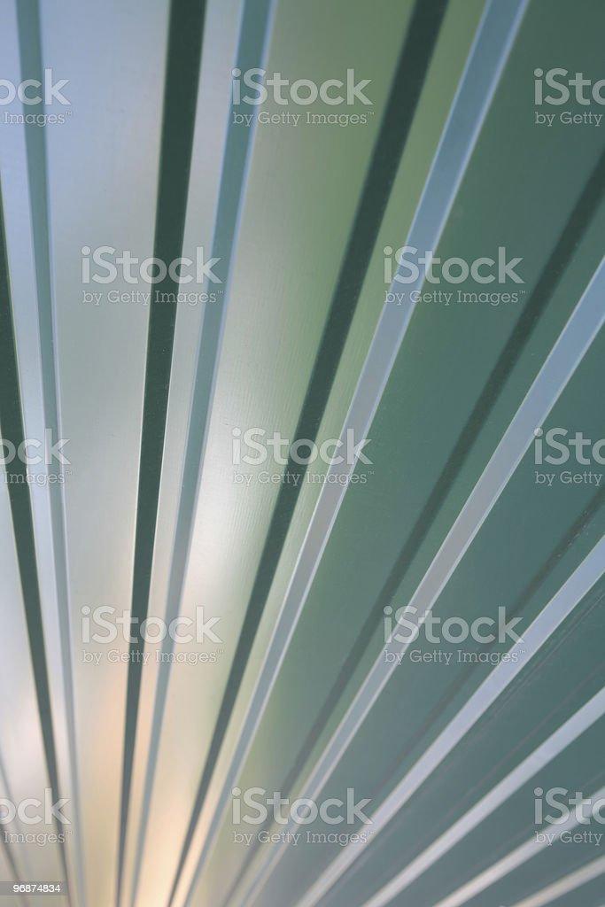 Grüne Linien Lizenzfreies stock-foto
