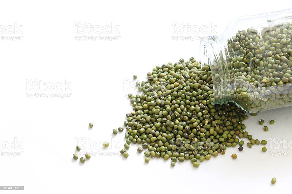 Green lintel/dal stock photo