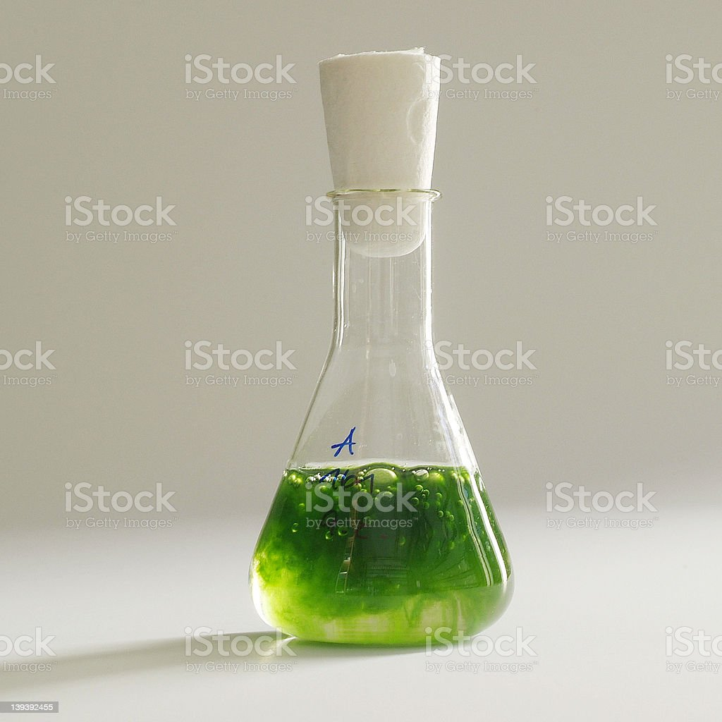 green liquids 3 stock photo