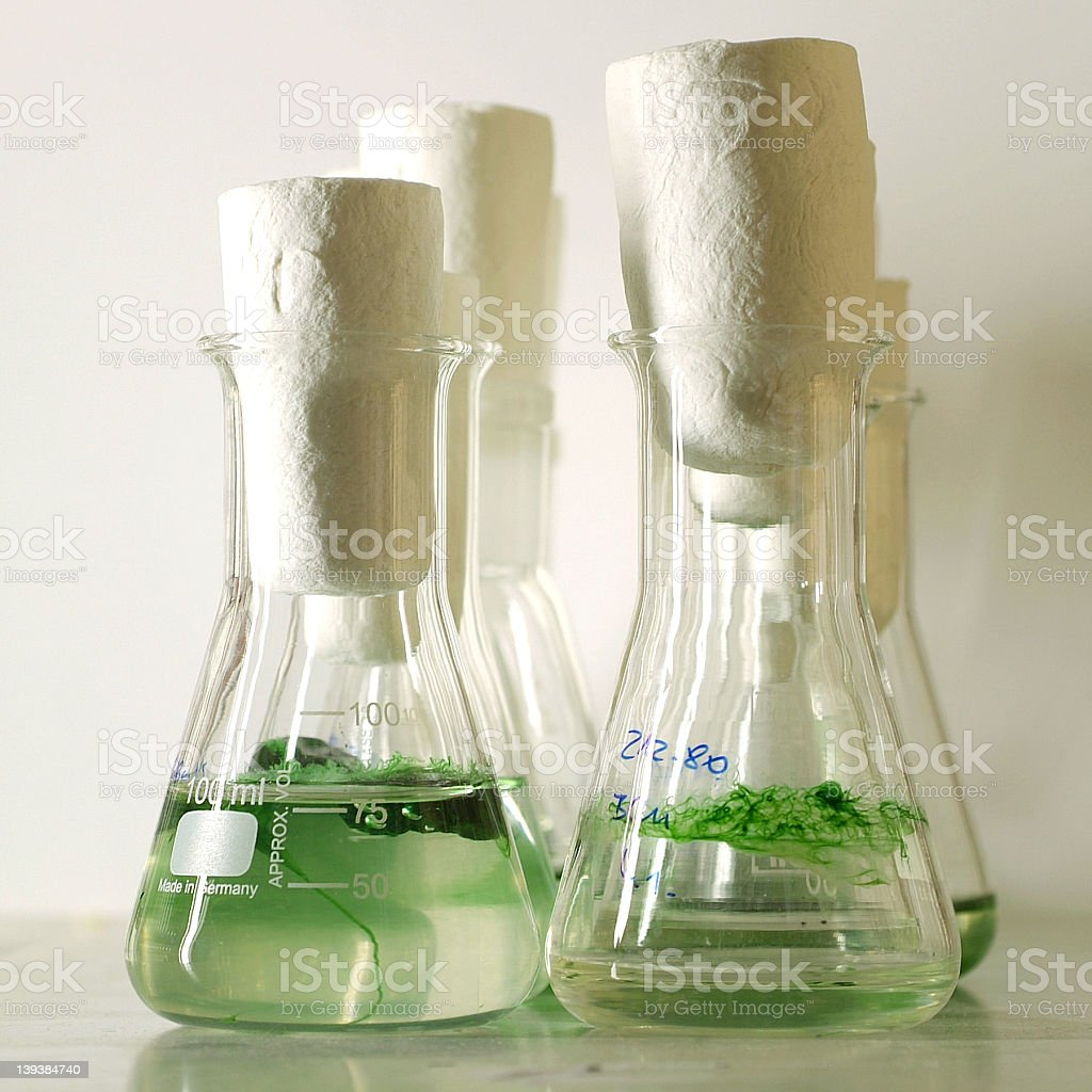 green liquids 5 royalty-free stock photo