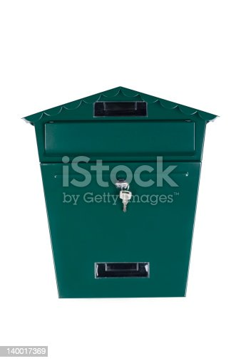480197395istockphoto green mailbox (clipping path included) 140017369