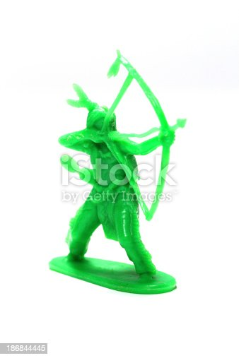 istock Green Man 186844445