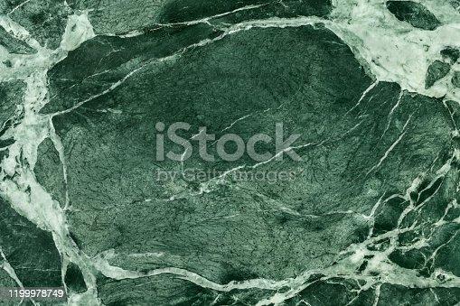 istock Green marble texture 1199978749